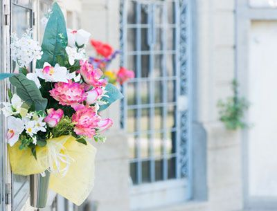 Personalize a funeral or memorial service